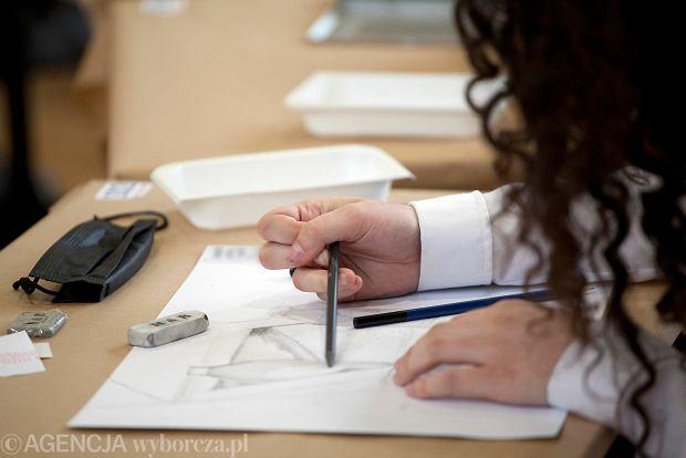 Zdjęcie numer 3 w galerii - W Gdyni odbyły się egzaminy wstępne do Liceum Sztuk Plastycznych [ZDJĘCIA]