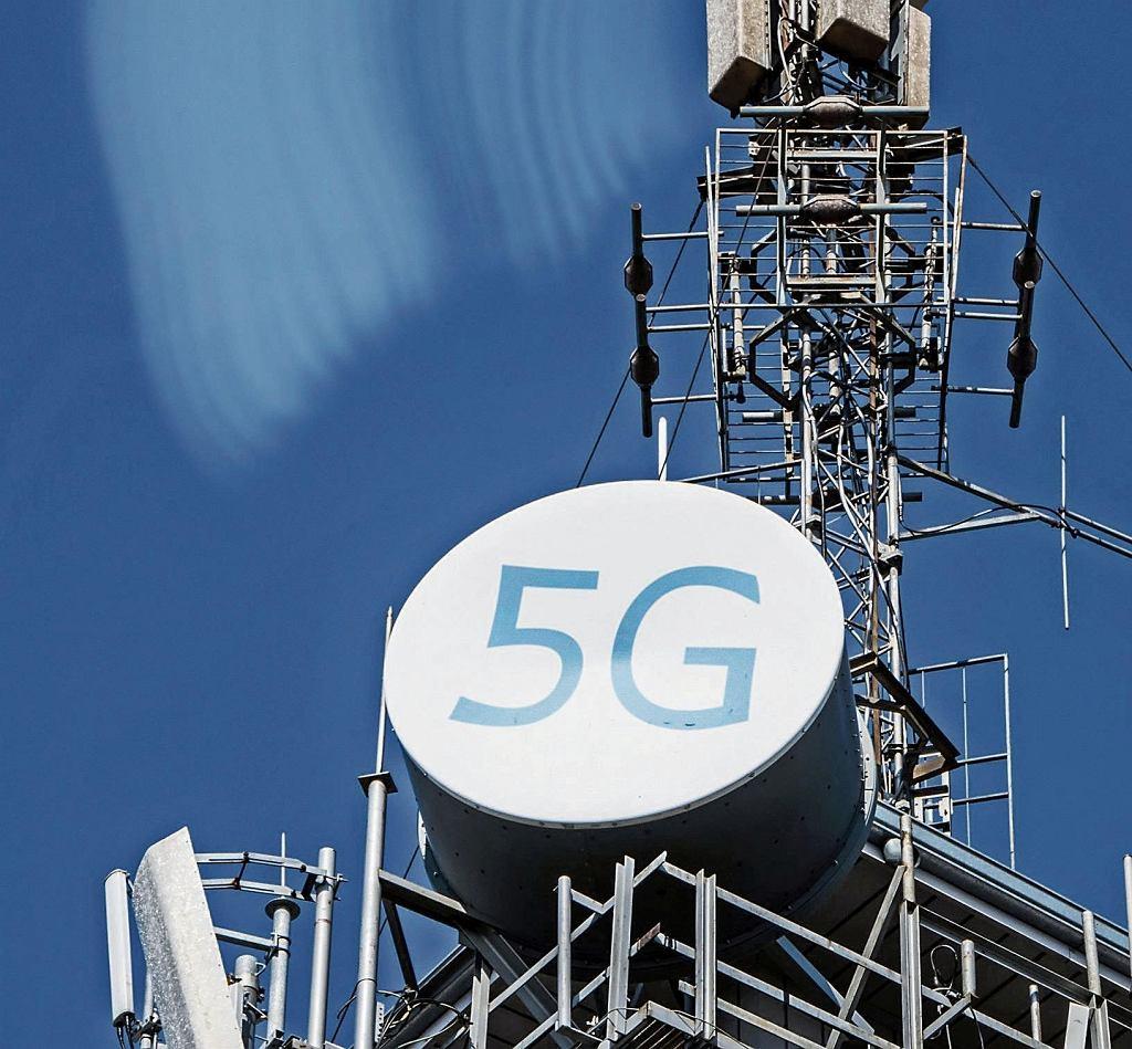 Żeby internet 5G działał tak, jak powinien, maszty muszą być stawiane gęściej niż teraz - zdjęcie ilustracyjnie
