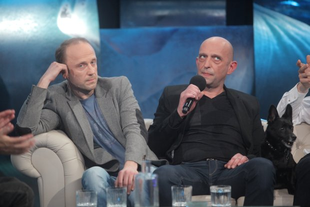 Łukasz Simlat, Janusz Chabior