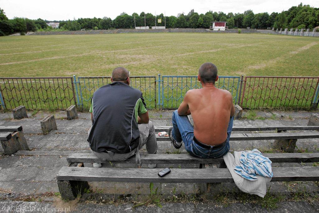 Stadion przy al. Sybiraków w Olsztynie