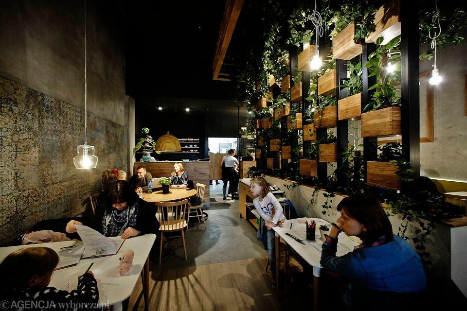 Zielona Zamiast Green Way Nowa Restauracja W Manufakturze