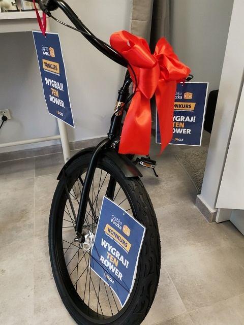 Wygraj rower w nowej Szybkiej Paczce GLS