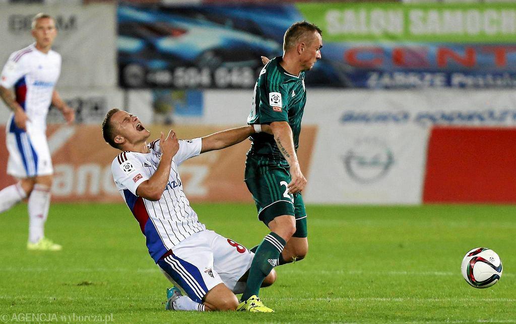 Erik Grendel przeciwko Śląskowi Wrocław