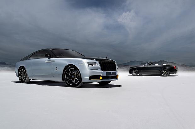 Rolls-Royce oddaje hołd kapitanowi George'owi Eystonowi. Limitowane modele na horyzoncie