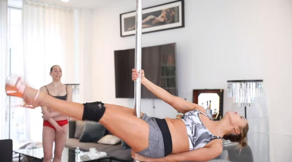 Jennifer Lopez pokazała, jak przygotowywała się do roli striptizerki [WIDEO]