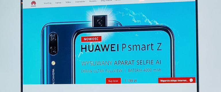 Huawei otwiera własny sklep internetowy w Polsce