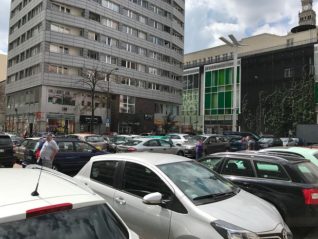 Parking na ul. Zgodnej