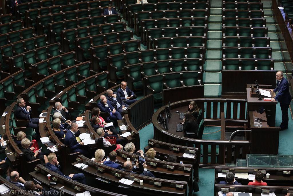 86 Posiedzenie Sejmu VIII Kadencji