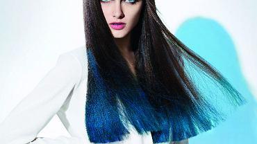 modelka Hairchalk
