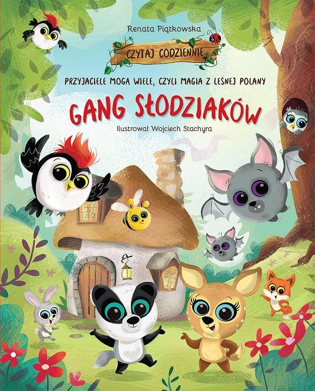 Książka Gang Słodziaków - trzecia część jest już dostępna