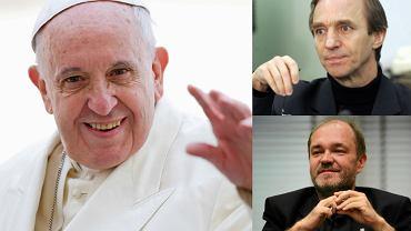 Papież Franciszek / Stanisław Obirek / o. Tomasz Dostatni