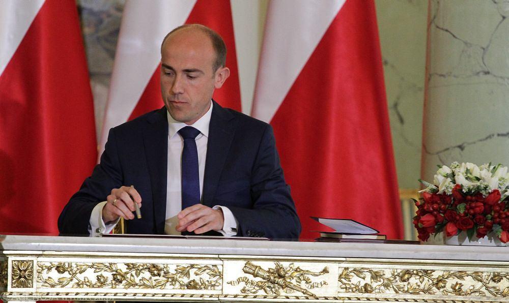 Borys Budka nowym ministrem sprawiedliwości