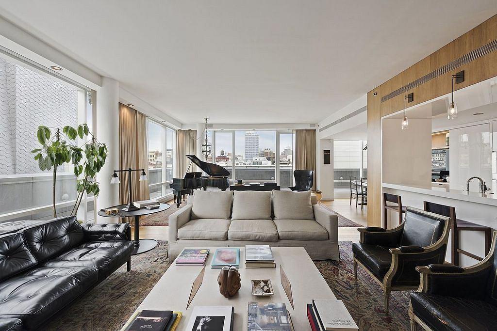 Apartament wystawiony na sprzedaż przez Justina Timberlake'a