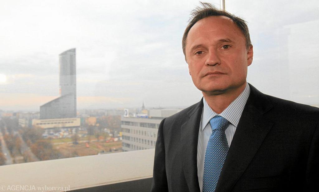 Leszek Czarnecki. Wrocław, 26 listopada 2012
