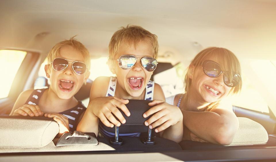 Dzieci i samochody