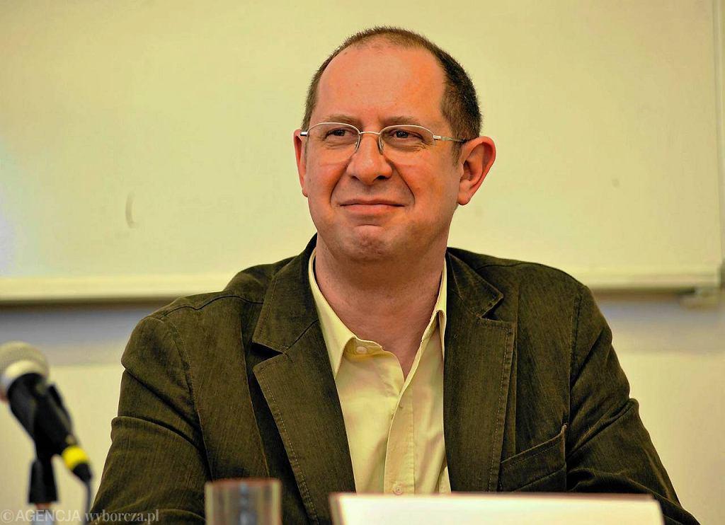 Wojciech Maziarskim, publicysta