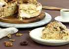 Tort bezowy Dacquoise (Dakłas) - przepis na deser, który poprawi humor nawet w najgorszy dzień
