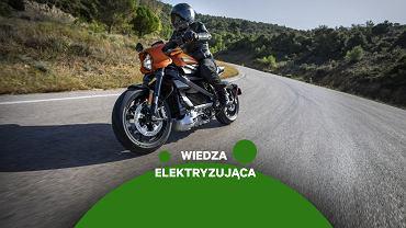 Wiedza elektryzująca - elektryczne motocykle