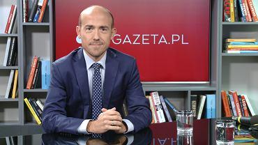 Borys Budka jest gościem Porannej rozmowy Gazeta.pl