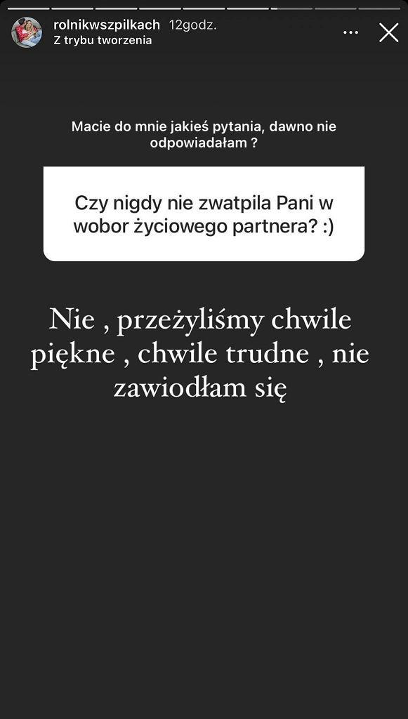 'Rolnik szuka żony'. Małgosia Borysewicz opowiedziała o związku z Pawłem Borysewiczem