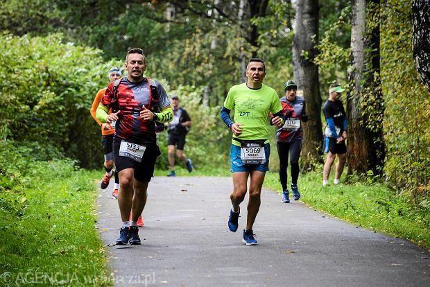 Zdjęcie numer 31 w galerii - Silesia Marathon. Chłód i wiatr niestraszne, rekord pobity! [ZDJĘCIA]
