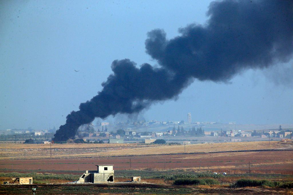 Turcja zaczęła operację przeciwko Kurdom w północnej Syrii