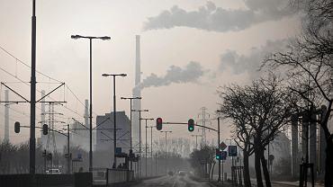 Smog nad Gdańskiem, 31 stycznia 2017
