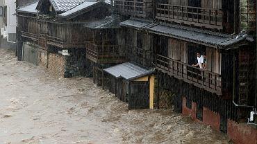 Tajfun Hagibis w Japonii. Ofiary śmiertelne, zniszczone domy i ponad 90 rannych