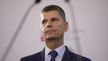 Rekonstrukcja rządu. Dariusz Pionkowski, minister edukacji narodowej.