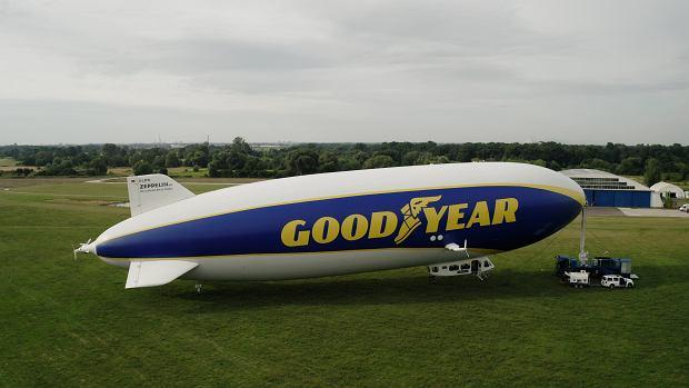 Majestatyczne statki powietrzne powróciły, aby towarzyszyć najważniejszym wydarzeniom motorsportowym