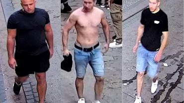 Wrocław. Policja szuka sprawców ciężkiego pobicia
