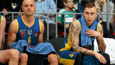 Tomasz Ochońko i Adrian Suliński (Stal Ostrów Wlkp.)