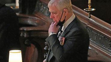 Książę Andrzej (na zdjęciu) pozwany za wykorzystywanie seksualne 17-latki