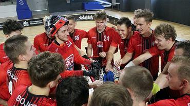 Ekstraliga Unihokeja Mężczyzn, 3. kolejka: Akademia Unihokeja Politechniki Łódzkiej - I LO UKS Floorball Gorzów 4:9