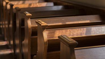 Koronawirus. Biskup rzeszowski zwolnił wiernych z obowiązku uczestniczenia w mszach. Zdjęcie ilustracyjne