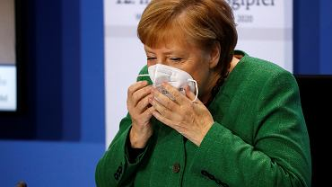Angela Merkel, kanclerz Niemiec.