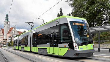 Olsztyn. Linie tramwajowe zbudowano tu od podstaw i oddano do użytku pod koniec 2015 roku