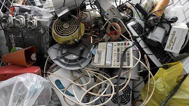 Elektrośmieci. Pod Wrocławiem ma być ich składowanych tyle, ile w całym województwie zbiera się przez kilka lat