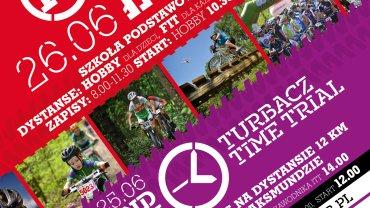 Plakat Mazovia MTB Marathon