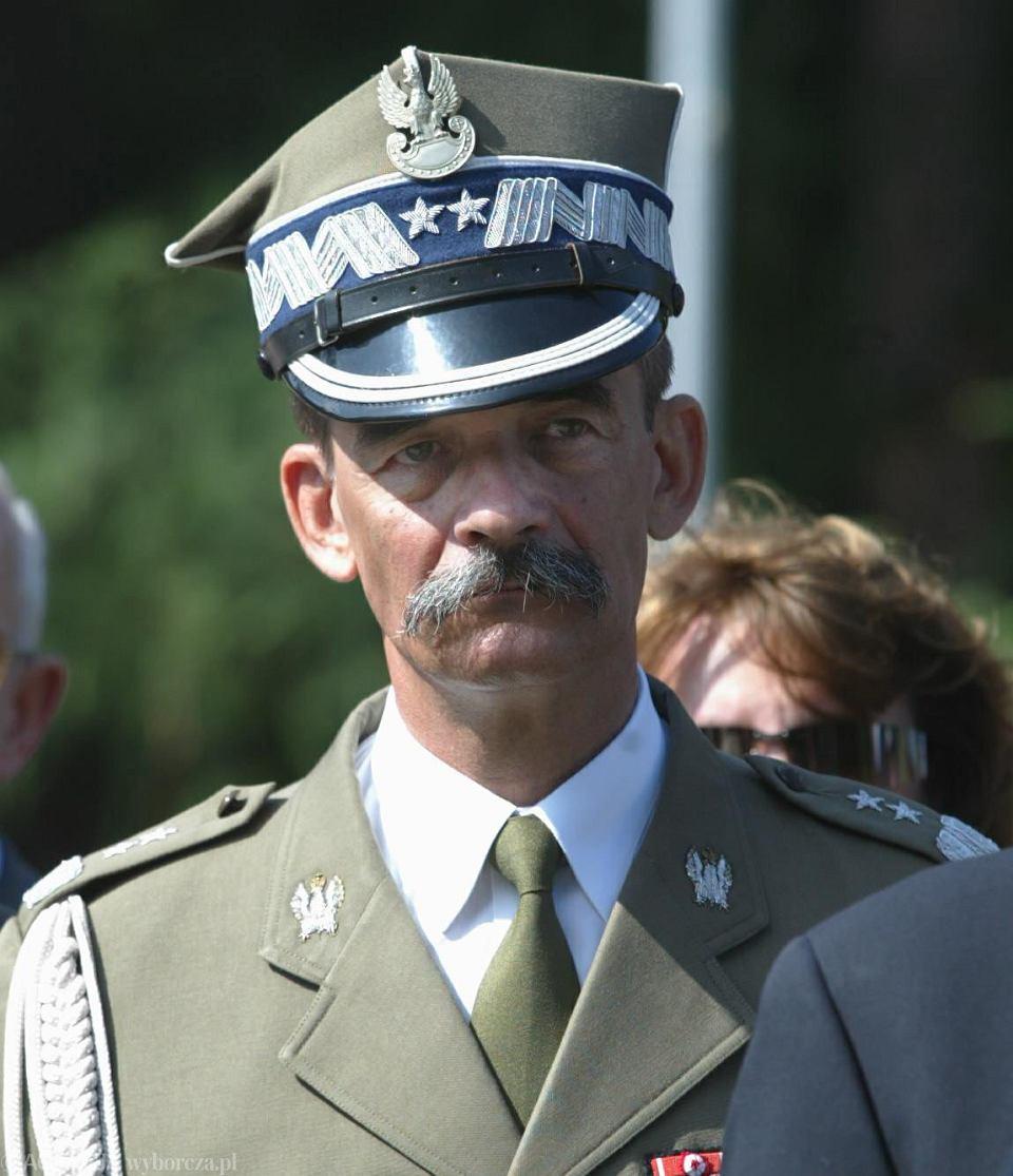 Prof. gen. Bolesław Balcerowicz, wykładowca strategii w Akademii Obrony Narodowej