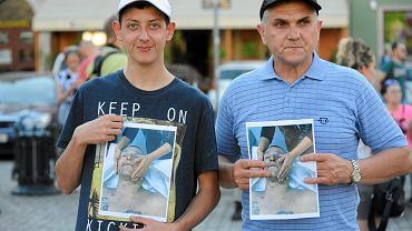 Protest po śmierci Igora Stachowiaka