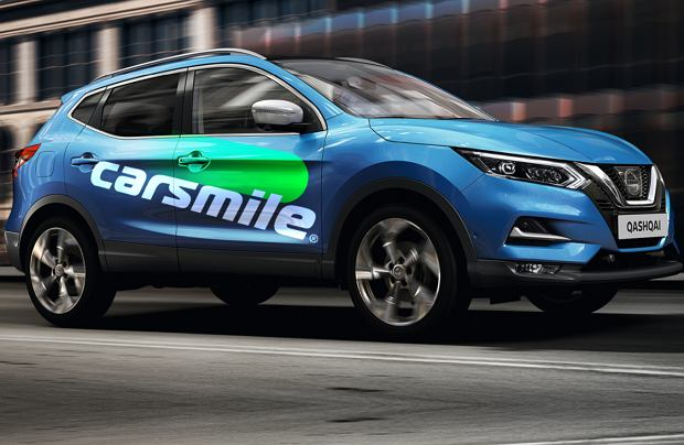 Carsmile online leasing