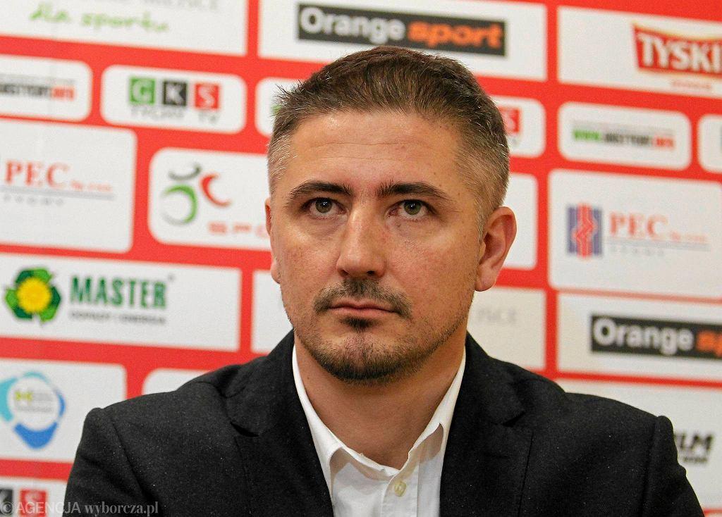 Marcin Adamski: GKS nie składa broni