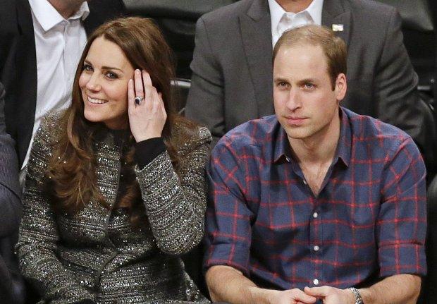 Księżna Cambridge, książę William