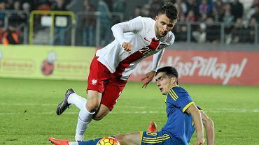 Polska - Ukraina 0:1 Dariusz Formella.