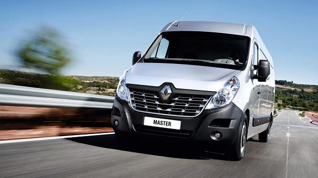 Renault nie podoba się pomysł wprowadzenia akcyzy na samochody dostawcze