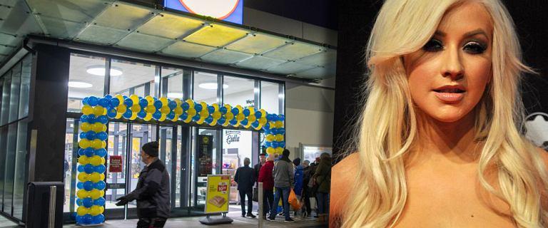 Lidl oraz Christina Aguilera zaczynają współpracę. Powstała specjalna kolekcja