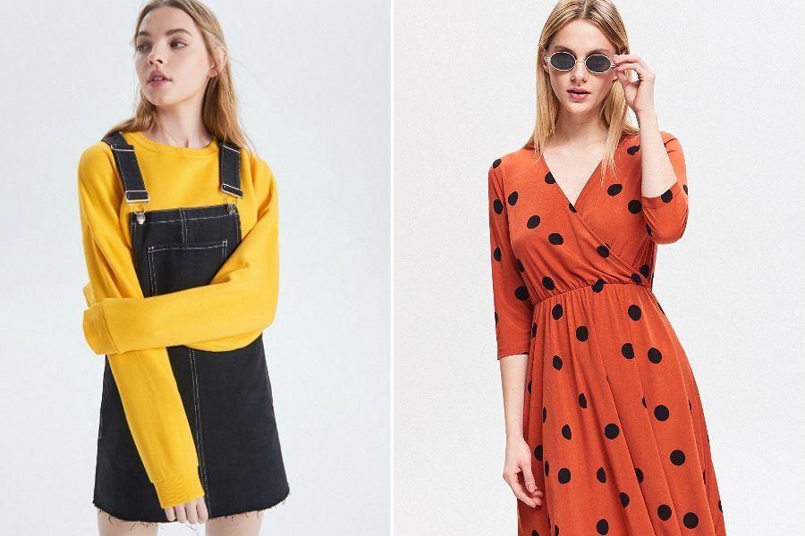 Sukienki na wiosnę 2019