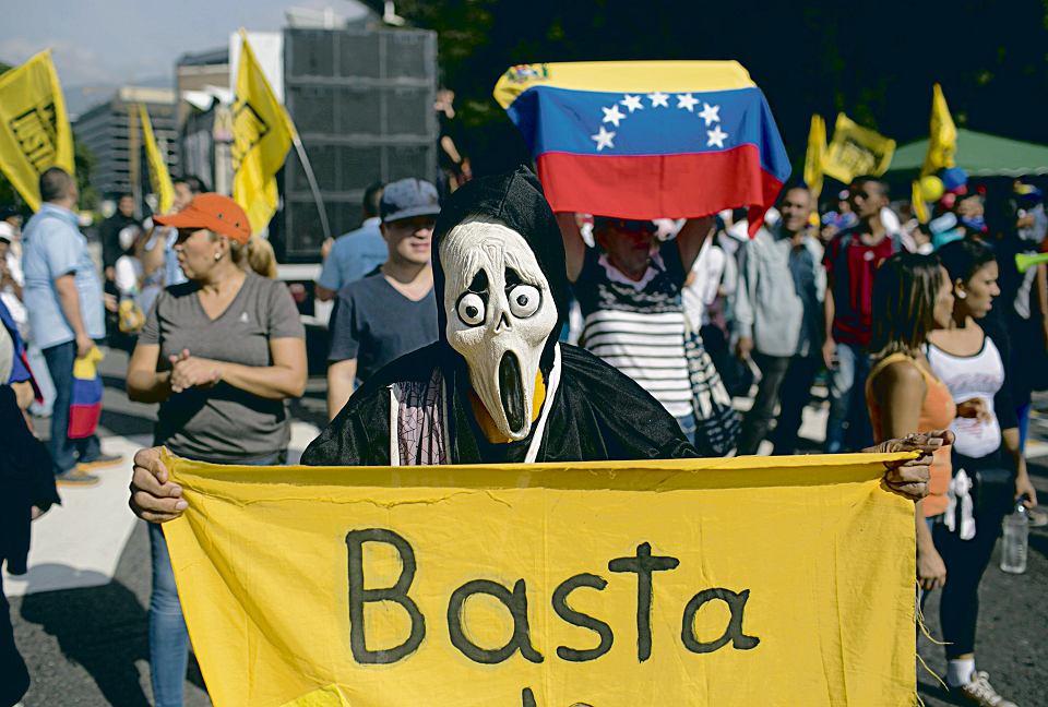 Kryzys polityczny w Wenezueli