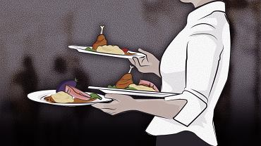 Co jest największym problemem pracy w gastronomii?